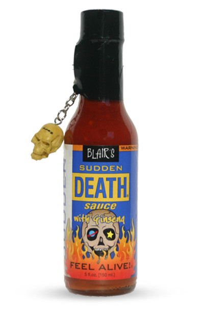Blair S Sudden Death Hot Sauce